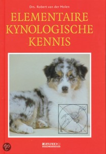 Boek elementaire kynologische kennis